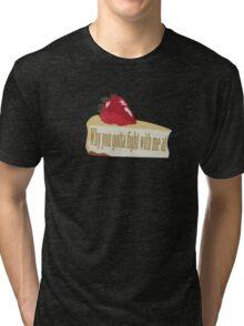 Cheesecake Tri-blend T-Shirt