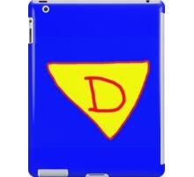 Super Dude Logo iPad Case/Skin