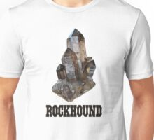 Smoky Quartz Rockhound Unisex T-Shirt