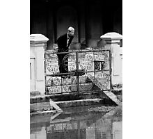 Contemplation - Hanoi, Vietnam Photographic Print