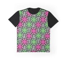 Bejeweled Green Graphic T-Shirt
