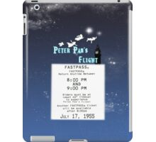 Peter Pan's Flight- Fastpass iPad Case/Skin