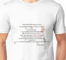 Clark Griswold Christmas Quote Unisex T-Shirt