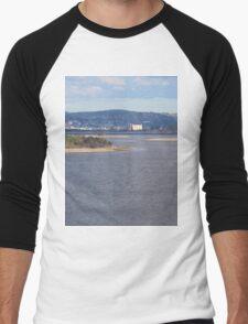 Launceston Tasmania Men's Baseball ¾ T-Shirt