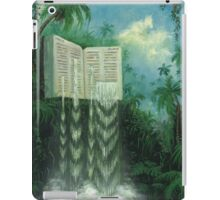 Come to the Waters iPad Case/Skin
