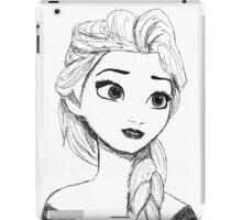 Original Illustration: Elsa iPad Case/Skin