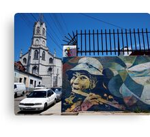 valparaiso favourite Canvas Print