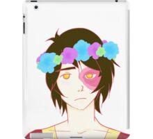✧(Flower) Crown Prince✧ iPad Case/Skin