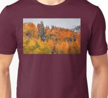Cottonwoods and Maples Unisex T-Shirt