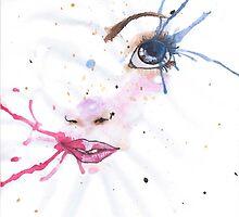 Eye Splatter by gorshatastic