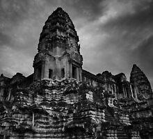 Angkor Wat - Angkor Wat, Cambodia by Alex Zuccarelli
