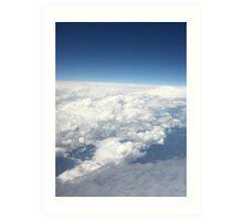 Cloudscape Art Print