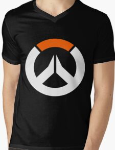 Overwatch Logo Mens V-Neck T-Shirt