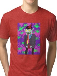 Happy Birthday Hudson Abadeer Tri-blend T-Shirt