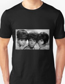 Diana Ross & The Supremes Unisex T-Shirt