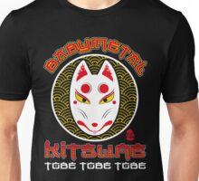 Babymetal-Kitsune Tobe Tobe Tobe (Unofficial) Unisex T-Shirt