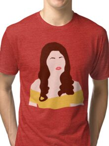 Once Upon a Time Belle Tri-blend T-Shirt