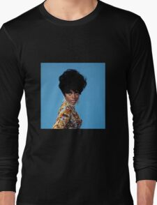 Diana Ross, 1960s Long Sleeve T-Shirt