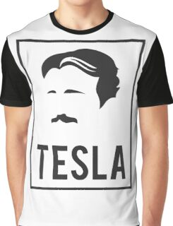tesla Graphic T-Shirt