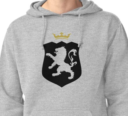 OutlawQueen Pullover Hoodie