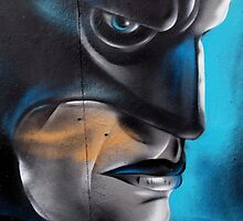 brick lane graffiti batman one by andalaimaging