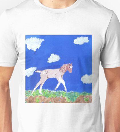 Roan Foal Unisex T-Shirt