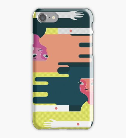 Friend Story 2 iPhone Case/Skin