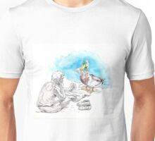 Duck Poker Unisex T-Shirt