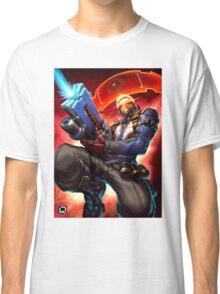 OverWatch - Soilder 76 Classic T-Shirt