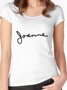 Joanne Women's Fitted Scoop T-Shirt