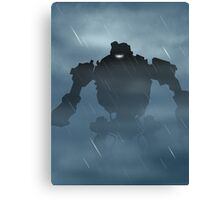 Origins Robot Canvas Print