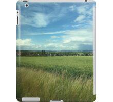 Travel the German Countryside iPad Case/Skin