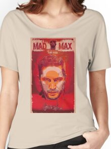 MADMAX Women's Relaxed Fit T-Shirt