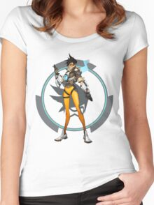 Tracer  Women's Fitted Scoop T-Shirt