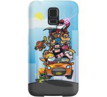 Last Day of Summer Street Fighter Poster Samsung Galaxy Case/Skin