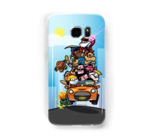 Last Day of Summer Street Fighter Poster Samsung Galaxy Case/Skin