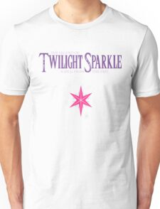 Legend of Twilight Sparkle Unisex T-Shirt