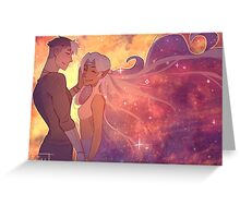 Love of the Stars Greeting Card