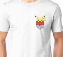 Pocket Pikachu Unisex T-Shirt