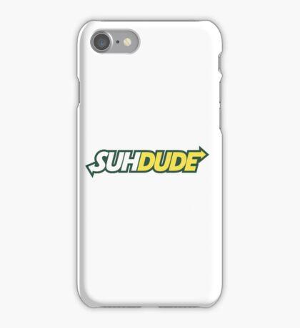 suh dude iPhone Case/Skin