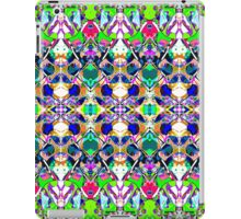 Abstract Symmetry of Colors iPad Case/Skin
