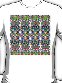 Abstract Symmetry of Colors T-Shirt