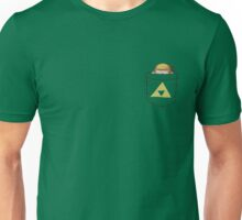 Pocket Link (shirts any color!) Unisex T-Shirt