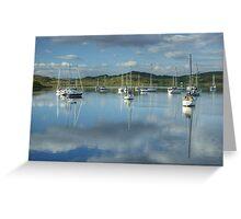 Arisaig Yachts Greeting Card
