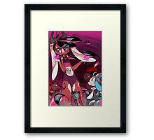 Ranme Framed Print