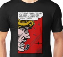 Three Red Fighters T-Shirt