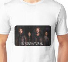 Supernatrual Unisex T-Shirt
