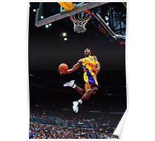 hd basketball artwork Poster