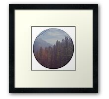 Gondola Views Framed Print