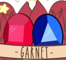 Steven Universe - Garnet Sticker - Crystal Gem Roses Sticker